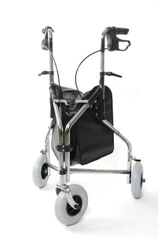 Ходунки-опора на 3 колесах