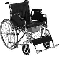 Кресло-стул с санитарным оснащением активного типа