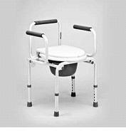 Кресло-стул с санитарным оснащением без колес
