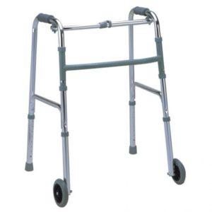 Ходунки-опора на 2-х колесах